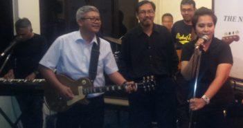 Bernama Band – Live