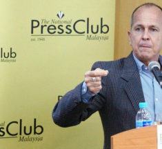 Journalist should unite and talk as one: Peter Greste – The Sun Daily