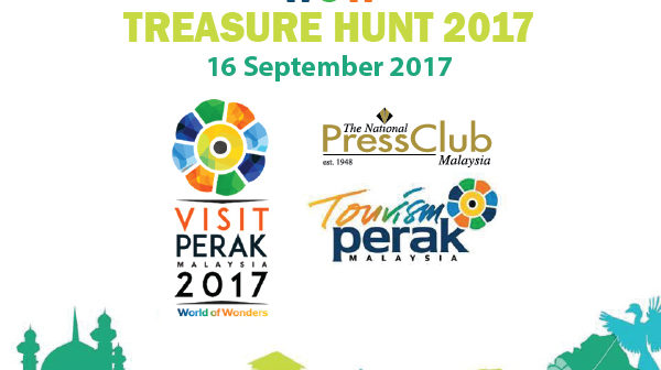 The NPC-PERAK 'WORLD OF WONDERS' Treasure Hunt 2017