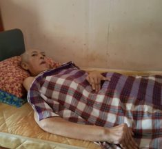 JWF contribution to Haji Zulkafli Ibrahim