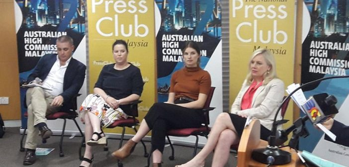 Luncheon Panel Discussion in collaboration with Australian High Commission
